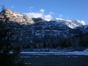 The upper valley