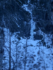 Das Ist Eis, Mission Creek, Montana