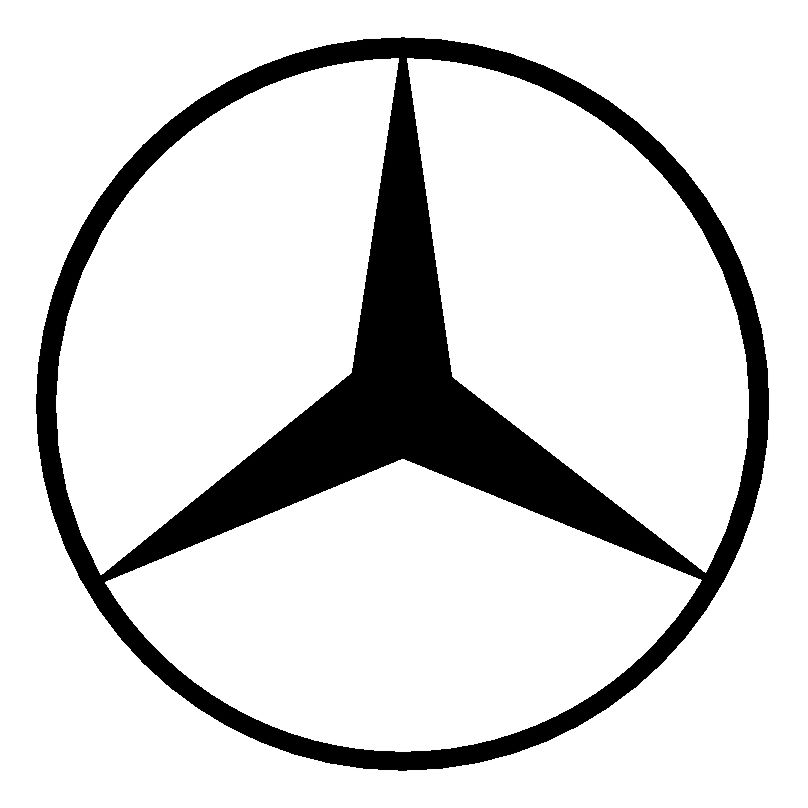 mercedes benz 151 logo